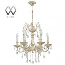 Подвесная люстра MW-Light Свеча 301014406
