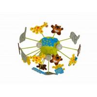 Потолочная люстра Citilux Зоопарк CL602151
