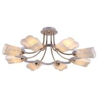 Потолочная люстра Arte Lamp Romola A8182PL-8WG