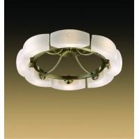 Потолочная люстра Odeon Light Barca 1713/8C