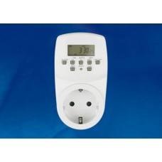 Таймер электронный (UL-00003766) Uniel UST-E20 White