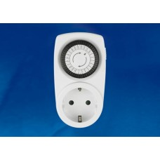 Таймер механический (UL-00003765) Uniel UST-M10 White