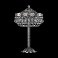 Настольная лампа Bohemia Ivele 19011L6/25IV Ni