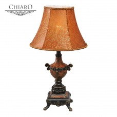 Настольная лампа Chiaro Версаче 254031601