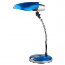 Настольная лампа ЭРА NE-301-E27-15W-BU