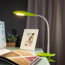 Настольная лампа Eurosvet Smart 90198/1 зеленый