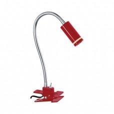 Настольная лампа Horoz красная 049-004-0003