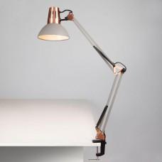 Настольная лампа Eurosvet Worker 01021/1 серый