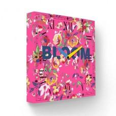 Настенные часы Pink Bloom PB-037-35