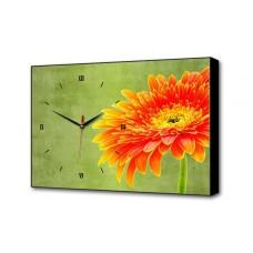 Настенные часы Цветочная улыбка Timebox Toplight 37х60х4см TL-C5032
