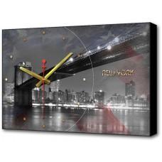 Настенные часы Toplight 37х60х4см TL-C5026