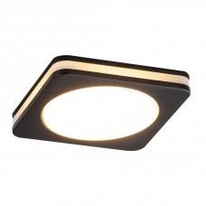 Встраиваемый светодиодный светильник Maytoni Phanton DL2001-L12B