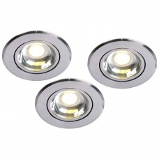 Встраиваемый светодиодный светильник Lucide Led-Spot 22950/23/12
