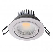Встраиваемый светодиодный светильник MW-Light Круз 637015501