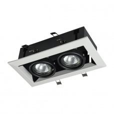 Встраиваемый светильник Maytoni Metal DL008-2-02-W