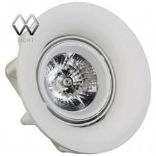 Встраиваемый светильник MW-Light Барут 499010601