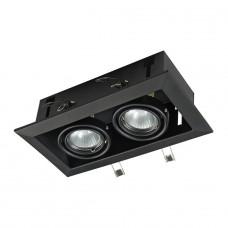 Встраиваемый светильник Maytoni Metal DL008-2-02-B