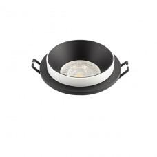 Встраиваемый светильник Denkirs DK2400-BK