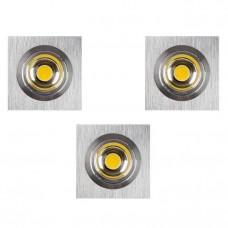Встраиваемый светодиодный светильник Lucide Led Downlight 22951/23/12