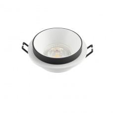 Встраиваемый светильник Denkirs DK2401-BK