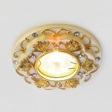 Встраиваемый светильник Ambrella light Desing D4440 BR