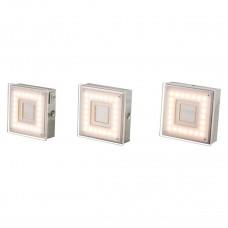 Мебельный светодиодный светильник Globo Einbaustrahler 1208-3