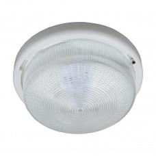Потолочный светодиодный светильник (UL-00005243) Uniel ULO-K05B 12W/6000K/R24 IP44 White/Glass