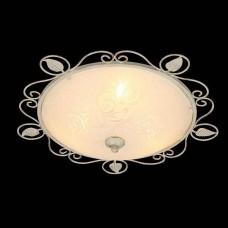 Потолочный светильник Eurosvet 40000/2 белый с золотом