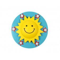 Настенно-потолочный светильник Kink Light Солнце 07459