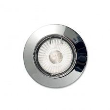 Встраиваемый светильник Ideal Lux Jazz FI1 Cromo