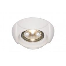 Встраиваемый светильник Arte Lamp Cratere A5241PL-1WH