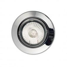 Встраиваемый светильник Ideal Lux Swing FI1 Cromo