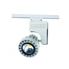 Трековый светодиодный светильник (08550) Uniel 3000K ULB-M04А-33W/WW
