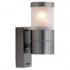 Уличный настенный светильник Arte Lamp 67 A3201AL-1SS
