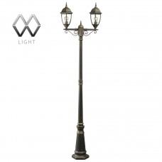 Садово-парковый светильник MW-Light Фабур 804040602