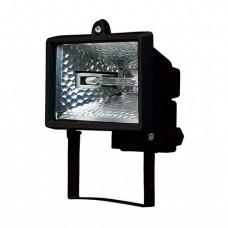 Прожектор галогенный Horoz 150W черный 065-001-0150