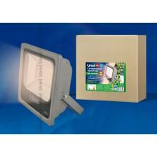 Прожектор светодиодный (UL-00001417) Uniel 100W 5000K ULF-P40-100W/SPFR IP65 110-265В GREY
