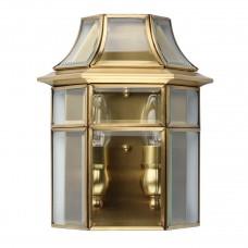 Уличный настенный светильник Chiaro Мидос 802021802