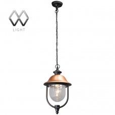 Уличный подвесной светильник MW-Light Дубай 805010401