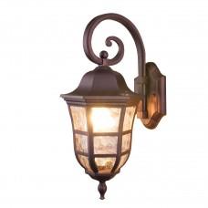 Уличный настенный светильник Elektrostandard Dorado GL 1013D кофейное золото 4690389135231