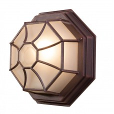 Уличный настенный светильник Elektrostandard Telarana GL 1023D капучино 4690389138591