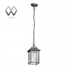 Уличный подвесной светильник MW-Light Бургос 813010401