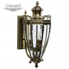 Уличный настенный светильник Chiaro Мидос 802020903