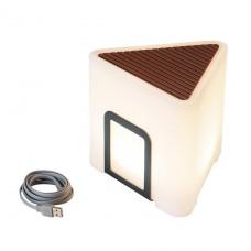 Переносной светодиодный фонарь SLV Kenga аккумуляторный 183х150 1000400