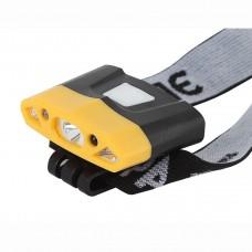 Налобный светодиодный фонарь ЭРА Практик аккумуляторный 32х57 170 лм GA-804