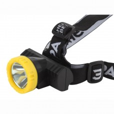 Налобный светодиодный фонарь ЭРА Практик аккумуляторный 75x67 135 лм GA-802