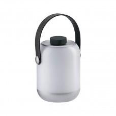 Переносной светодиодный фонарь Paulmann Accu Tablelamp Clutch от аккумулятора 120х85 94210