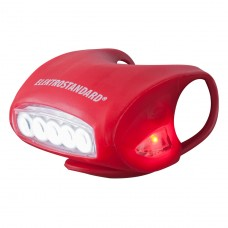 Велосипедный светодиодный фонарь Elektrostandard Forward от батареек 60х55 18 лм 4690389087639