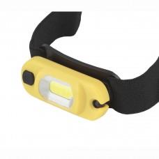 Налобный светодиодный фонарь ЭРА Практик аккумуляторный 150 лм GA-801
