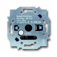 Выключатель многофункциональный ABB BJE с детектором движения Busch-Komfort-Schalter 300W 2CKA006800A2270